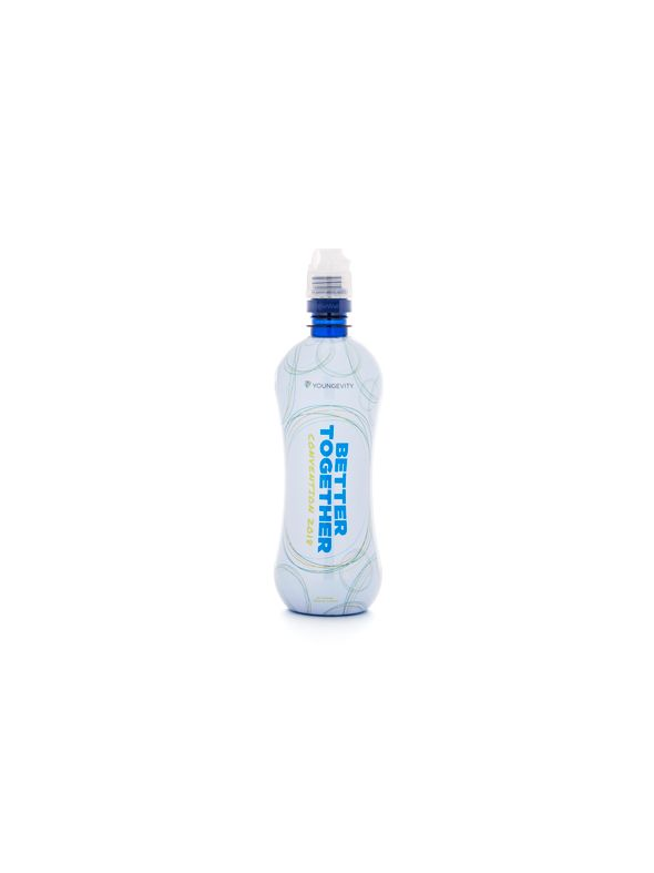 Better Together White 2018 Convention Y-DR8+™ Bottle