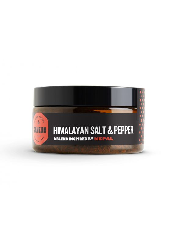 Himalayan Salt & Pepper